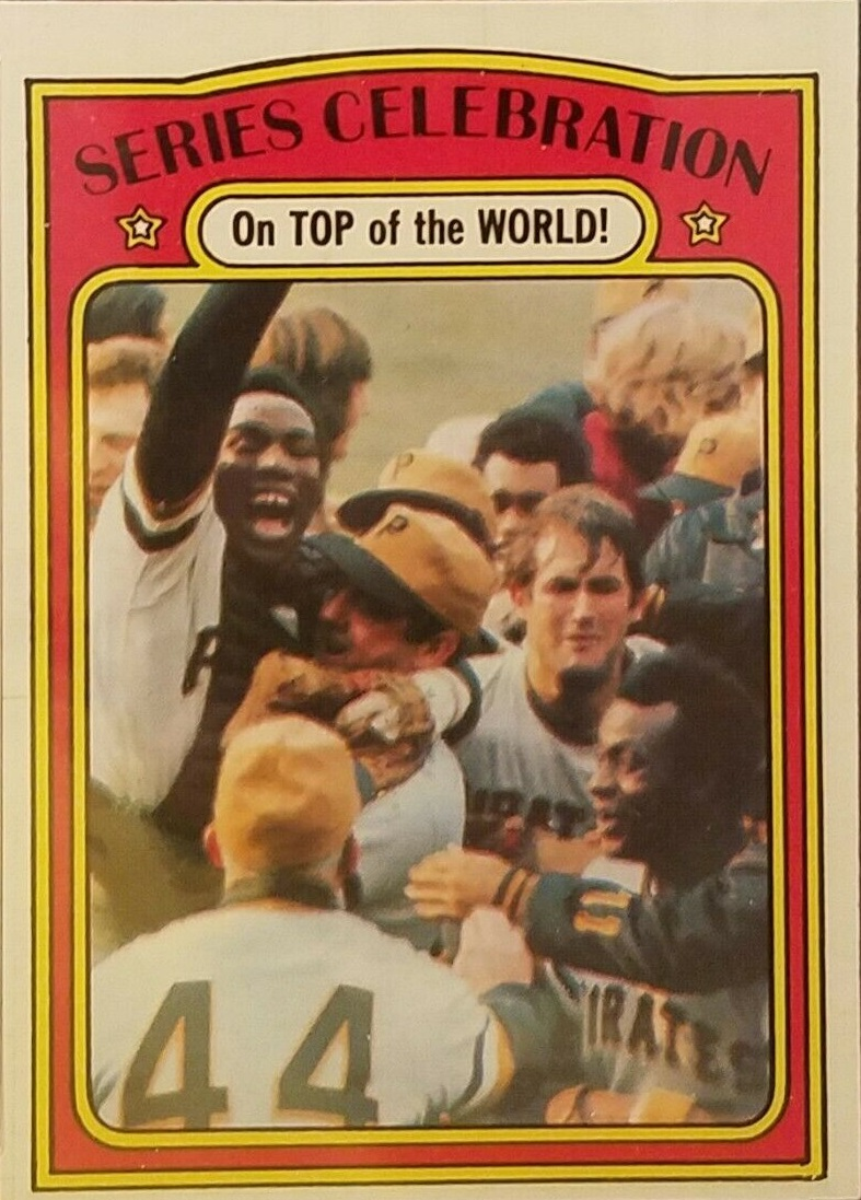 Card of the Day: 1972 Topps Series Celebration