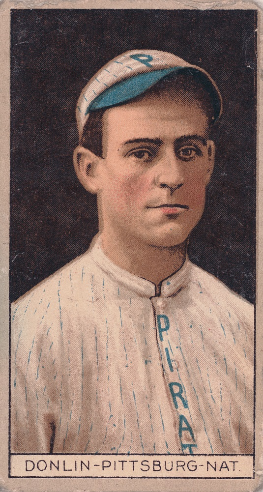 Card of the Day: 1912 T207 Turkey Mike Donlin