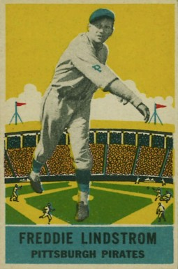 This Date in Pittsburgh Pirates History: November 21st, Hall of Famer Freddie Lindstrom