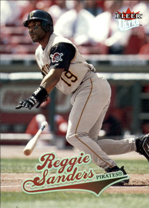 This Date in Pittsburgh Pirates History: December 1st, Reggie Sanders, Maury Wills, Matty Alou