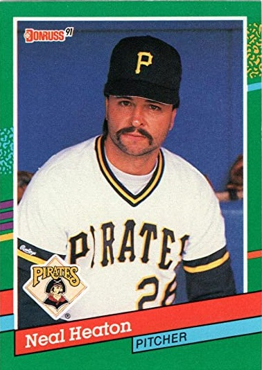 This Date in Pittsburgh Pirates History: March 3rd, Neal Heaton and Ed Phelps
