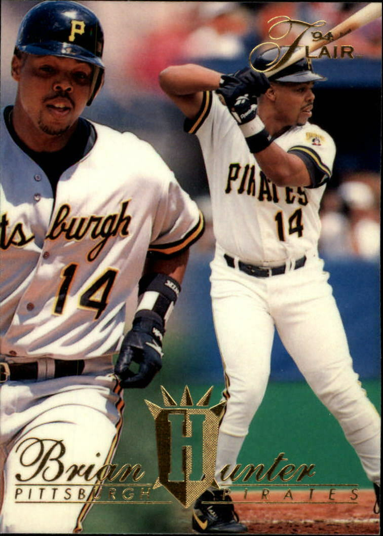Card of the Day: 1994 Flair Brian Hunter