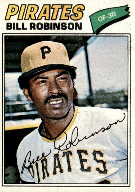 Card of the Day: 1977 Topps Bill Robinson